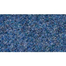 JOKA Teppichboden Nadelvlies Granat GT - Farbe 39 blau 200 cm x Wunschlänge