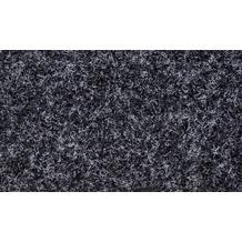 JOKA Teppichboden Nadelvlies Granat GT - Farbe 50 schwarz 200 cm x Wunschlänge
