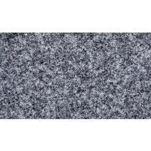 JOKA Teppichboden Nadelvlies Granat GT - Farbe 70 grau 200 cm x Wunschlänge