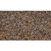 JOKA Teppichboden Nadelvlies Granat GT - Farbe 80 braun 200 cm x Wunschlänge