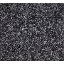 JOKA Teppichboden Nadelvlies Zirkon - Farbe 8860 grau 200 cm x Wunschlänge
