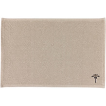 JOOP! Badteppich CORNFLOWER SINGLE 213 sand 50 x 70 cm