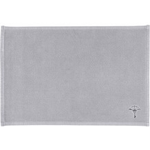 JOOP! Badteppich CORNFLOWER SINGLE 26 silber 50 x 70 cm