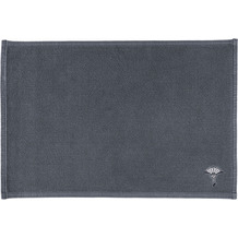 JOOP! Badteppich CORNFLOWER SINGLE 413 light anthrazit 50 x 70 cm