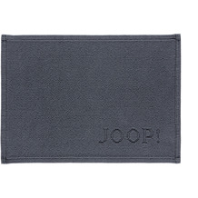 JOOP! Badteppich SIGNATURE 413 light anthrazit 50 x 70 cm