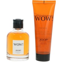 JOOP! Wow Giftset Edt Spray 60ml/Shower Gel 75ml 135 ml