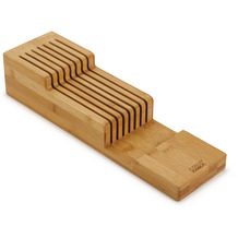 Joseph Joseph DrawerStore™ Bamboo 2-stufiger Messer-Organizer - Holz