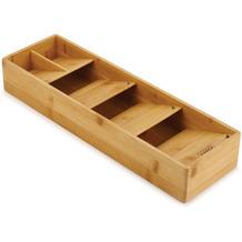 Joseph Joseph DrawerStore™ Bamboo Kompakter Besteck-Organizer - Holz
