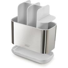 Joseph Joseph EasyStore™ Steel Großer Zahnbürstenhalter - Weiß
