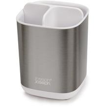 Joseph Joseph EasyStore™ Steel Zahnbürstenhalter - Weiß