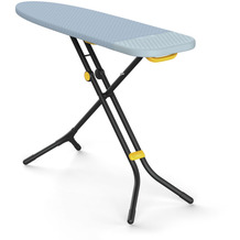 Joseph Joseph Glide™ Bügelbrett mit kompakten Beinen - Grau/Gelb