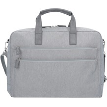 Jost Bergen Aktentasche 40 cm Laptopfach lightgrey