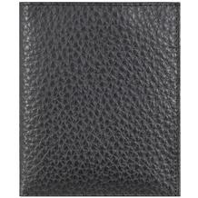 Jost Kopenhagen Geldbörse Leder 12 cm schwarz