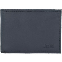 Jost Narvik Geldbörse Leder 10,5 cm black