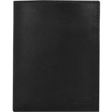 Jost Narvik Geldbörse Leder 10 cm black