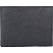 Jost Narvik Geldbörse Leder 12,5 cm black