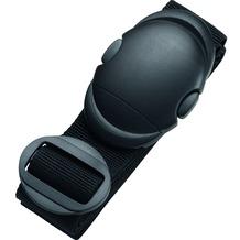 JSA Koffergurt aus ABS-Kunststoff schwarz