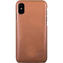 JT Berlin BackCase Kreuzberg, Apple iPhone XR, cognac