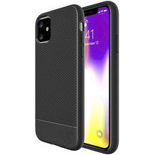 JT Berlin BackCase Pankow Soft, Apple iPhone 11, schwarz, 10556