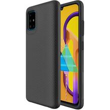 JT Berlin BackCase Pankow Solid, Samsung Galaxy A51, schwarz, 10611