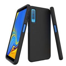 JT Berlin BackCase Pankow Solid, Samsung Galaxy A7, schwarz, 10515