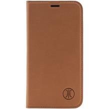 JT Berlin BookCase Tegel, Apple iPhone 12 mini, cognac, 10659