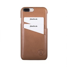 JT Berlin JT Berlin LederCover Style - Apple iPhone 7 Plus - cognac