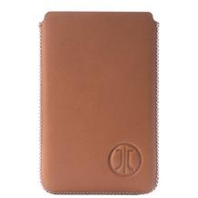 JT Berlin Kreditkartenetui Premium, cognac, 10198
