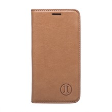 JT Berlin LederBook Tegel - Samsung Galaxy S7 - cognac