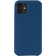 JT Berlin SilikonCase Steglitz, Apple iPhone 12 mini, blau cobalt, 10674