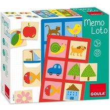 Jumbo Spiele D53413 - Memo-Lotto: Goula