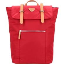JUMP Cassis Riviera Rucksack 42 cm Laptopfach red