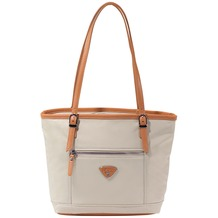 JUMP Cassis Riviera Shopper Tasche 33 cm beige