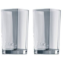 jura Latte Macchiato Gläser 2er Set, klein, Glas