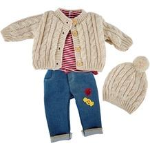 Käthe Kruse Kindergarten Herbst Outfit 39-41 cm