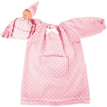 Käthe Kruse Puppenbekleidung Süße Träume 39-41 cm