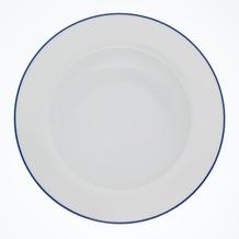 Kahla Aronda Blaue Linie Suppenteller 23 cm