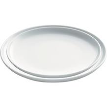 Kahla BBQ Grillteller-Set 8tlg. weiß