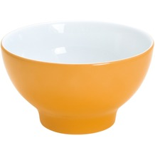 Kahla Einzelteile Bowl 14 cm orange-gelb