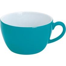 Kahla Einzelteile Cappuccino-Obertasse 0,25 l petrol