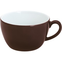 Kahla Einzelteile Cappuccino-Obertasse 0,25 l schokobraun