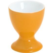 Kahla Einzelteile Eierbecher mit Fuß orange-gelb