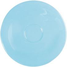 Kahla Einzelteile Untertasse 12 cm himmelblau