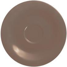 Kahla Einzelteile Untertasse 12 cm taupe