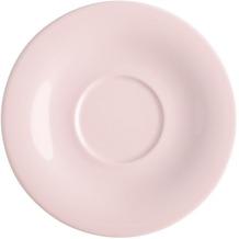 Kahla Einzelteile Untertasse 18 cm rosé