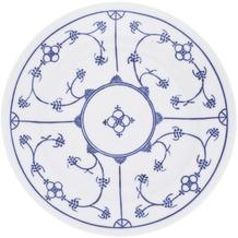 Kahla Fahne Frühstücksteller 19 cm Blau Saks