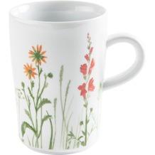 Kahla Five Senses Macchiato-Obertasse 0,35 l Wildblume rot/gelb