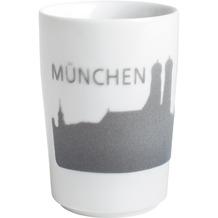 Kahla Five Senses Maxi-Becher 0,35 l touch! grau München