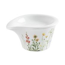 Kahla Five Senses Soßenschälchen 0,20 l + Deckel-Dip 11 cm Wildblume