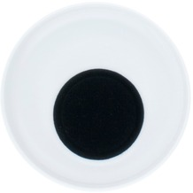 Kahla Five Senses Untertasse 11 cm touch! schwarz